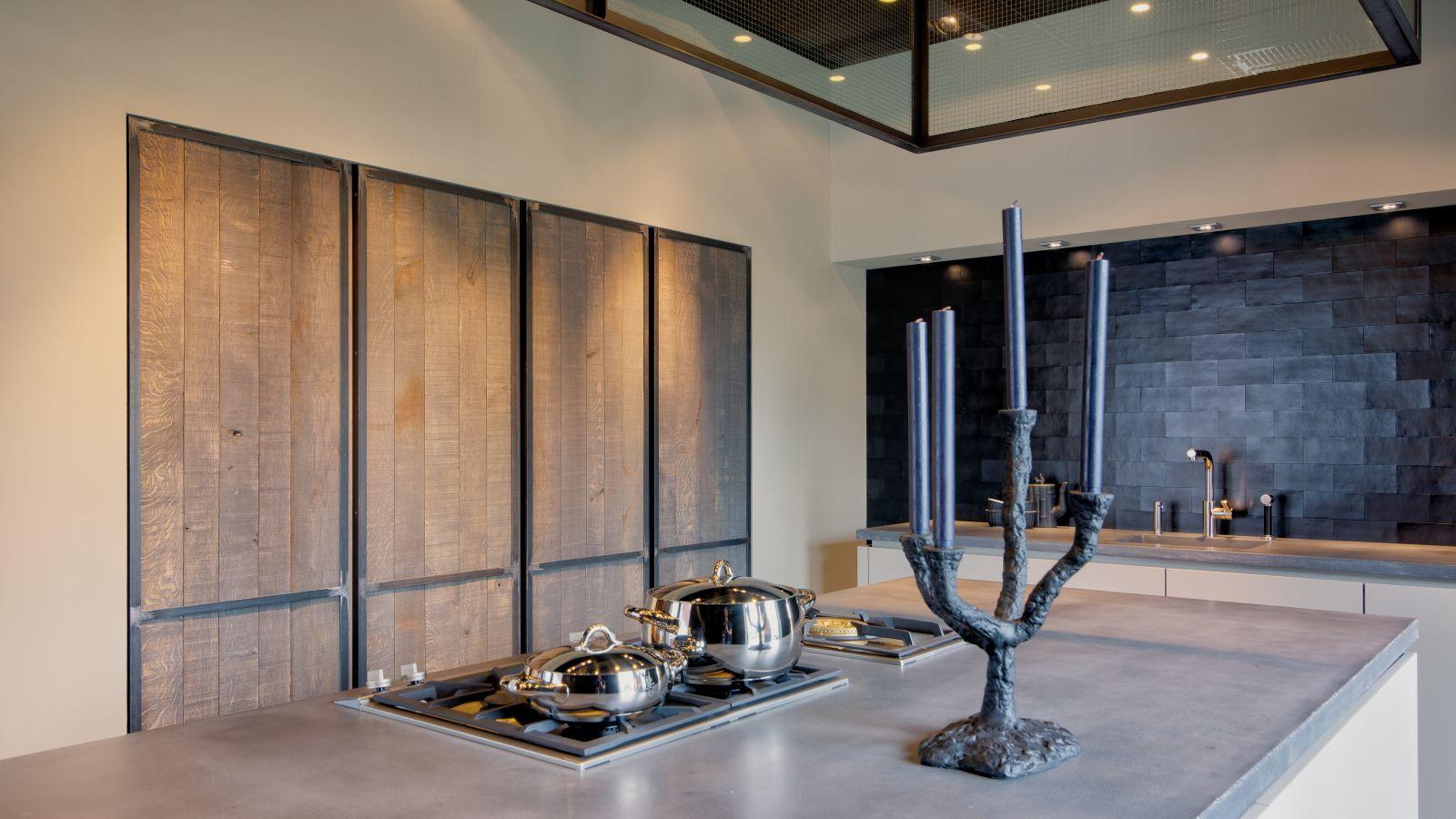 Keuken panelen hout gehoor geven aan uw huis